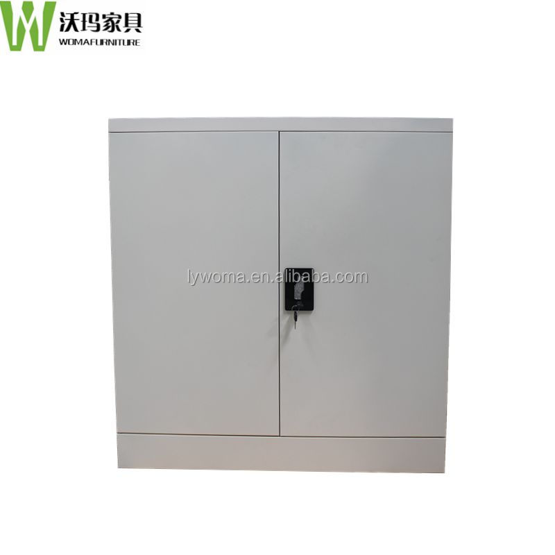 China Manufacture high quality Stainless steel roller shutter swing door mini office file cabinet