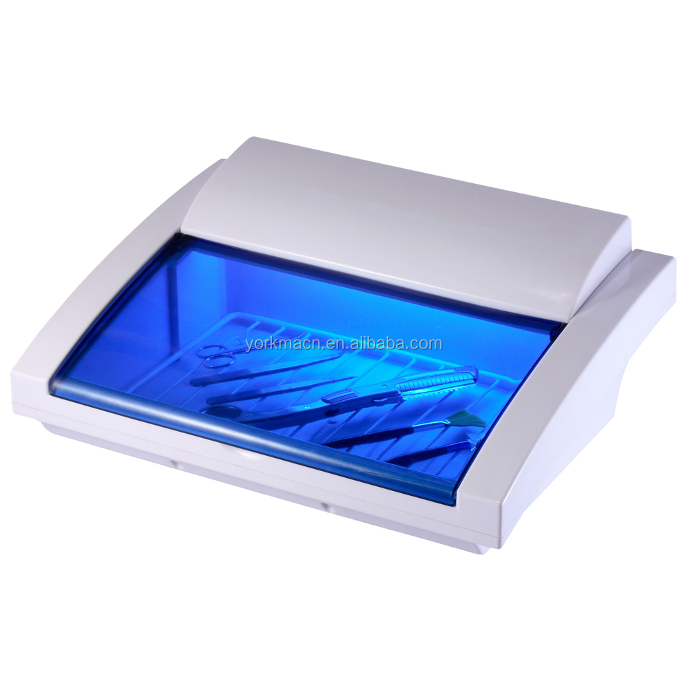 UV light sterilizer for hair salon