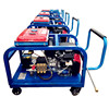 surface paint and rust cleaning water blaster 350 bar 5075 psi industrial electric high pressure cleaner