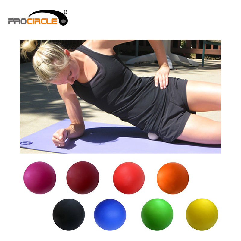 ProCircle Physical Therapy Custom Therapy Massage Ball Set