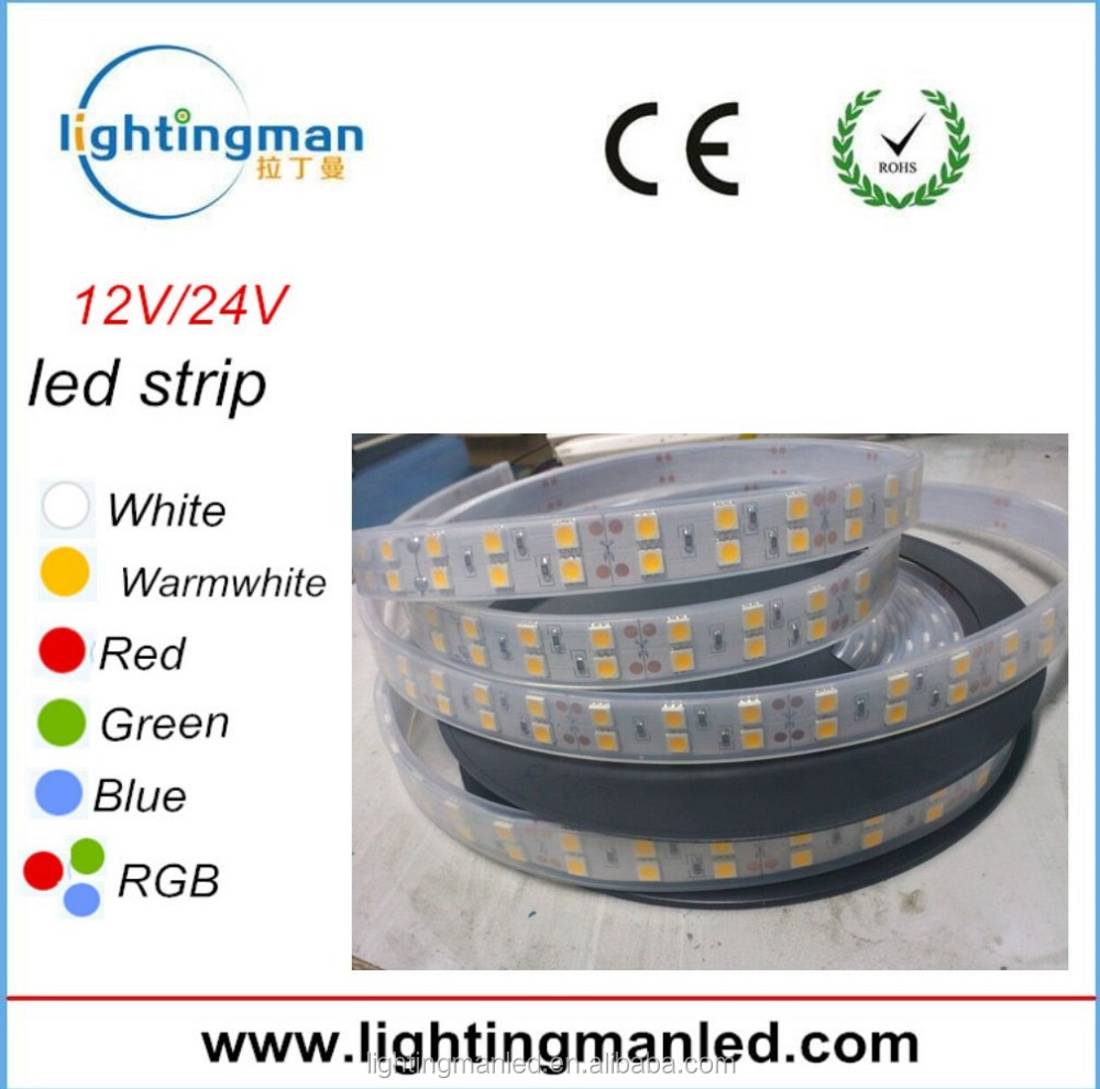 5m Led Strip Light 3014 4014 Smd 204led/m Dc 12v Led Lamp Tape Lighting String More Bright 5050 5630 Leds Strips Lighting White Led Lighting