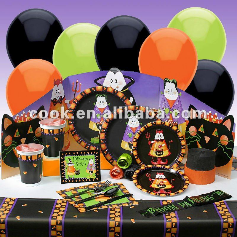 happy party themes party supplies/party sets/party favors products