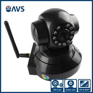 New P2P Wireless IP Robot Camera for Indoor via Mobile APP