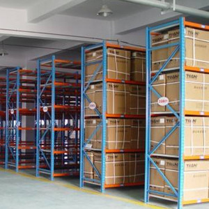 Warehouse industrial long span shelving and racking system, retail shelving rack systems