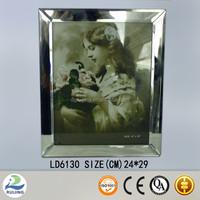 modern photo frame metal
