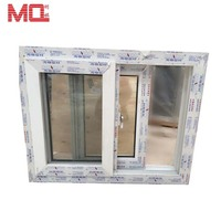 Cheap PVC small sliding windows