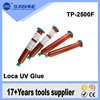 UV LOCA Adhesive Glue 2500 For Mobile Phone LCD Touch Glass Repairing