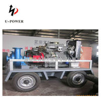 100kw for chemical industry diesel water pump set low price made in weifang