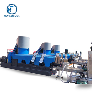 plastic recycling machine /waste plastic recycling machine