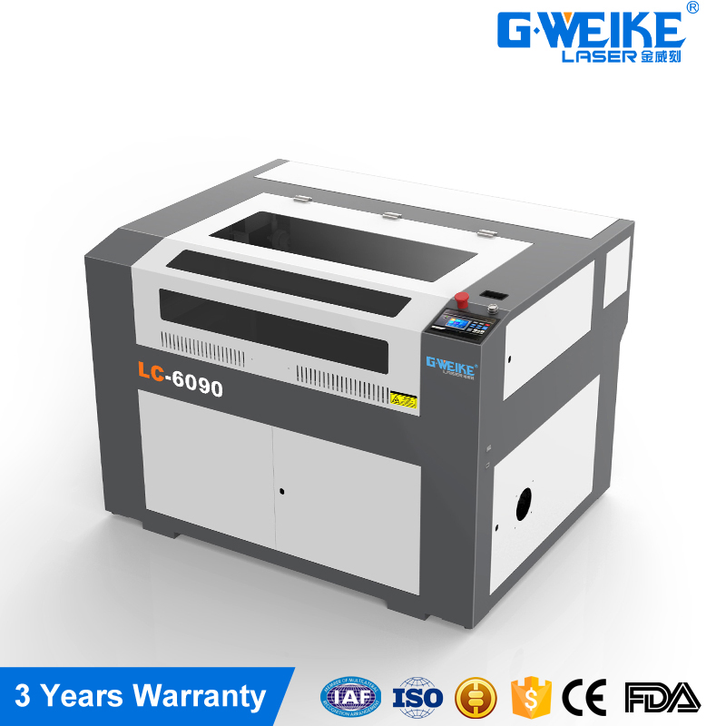 high quality and low price cnc LC6090 <strong>laser</strong> cutting machine