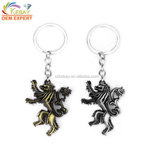 2017 Hot koop fashion metal movie game of thrones <span class=keywords><strong>sleutelhanger</strong></span> kunststof <span class=keywords><strong>sleutelhanger</strong></span> huis lannister cijfers <span class=keywords><strong>sleutelhanger</strong></span>