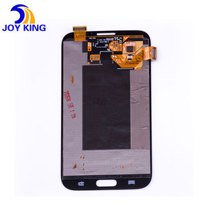 12 month warranty Factory price repair parts for samsung galaxy note 2 n7100 n7105 lcd with digitizer