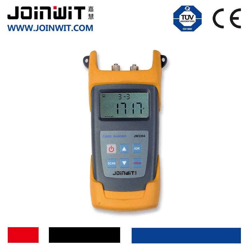 JOINWIT,JW3304N,long battery life,up to 5000 measurement operations,mini otdr/fiber optic cable locator