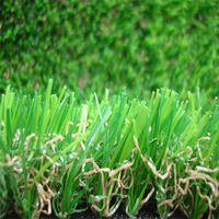 40mm Thick Grass Yarn Garden decoration Artificial Turf for House