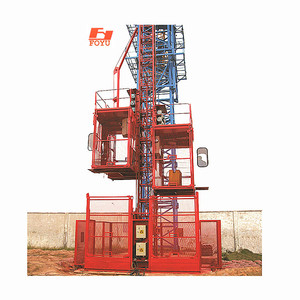Frequency Conversion Construction Elevator, Frequency