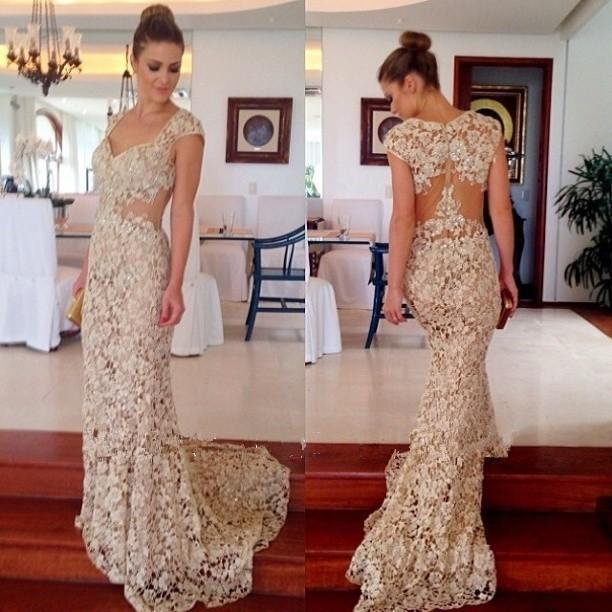 elegant dress lace - photo #42