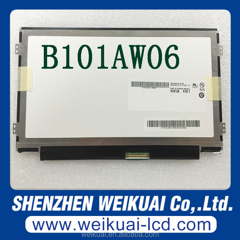 LCD screen /monitor B101AW06 V.1 for laptop / notebook CCFL&WXGA++