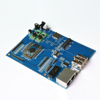 openwrt dual rj45 4g wireless router module
