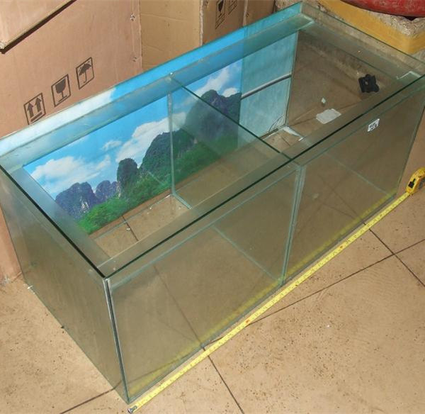 Large Toughened Glass Aquarium Fish Tanks For Sale Buy Glass - Acrylic aquariumfish tank clear round coffee table with acrylic
