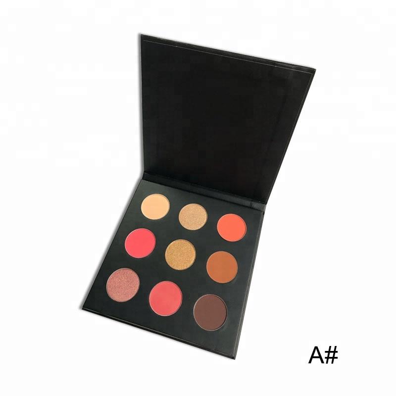Alibaba.com / Private Label Make Up Cosmetics no brand wholesale makeup Pressed Glitter carton Eyeshadow