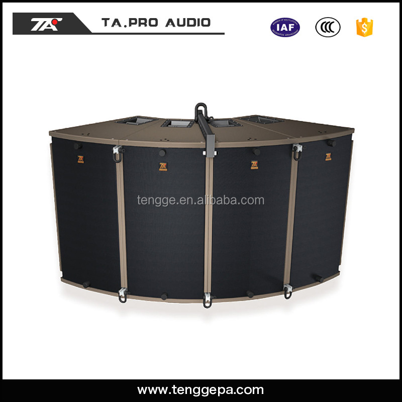 Professional 15 inch Passive Line array speaker box system for Music Show