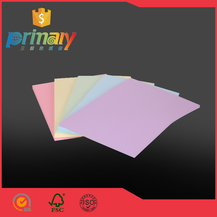 New Premium For Stationary Supplier Colored Card Stock