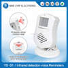 Factory plug in motion sensor,motion sensor circuit recordable speakd alarm