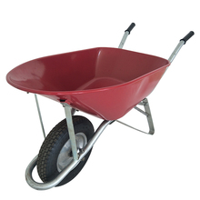 New design metal wheel barrows for construction