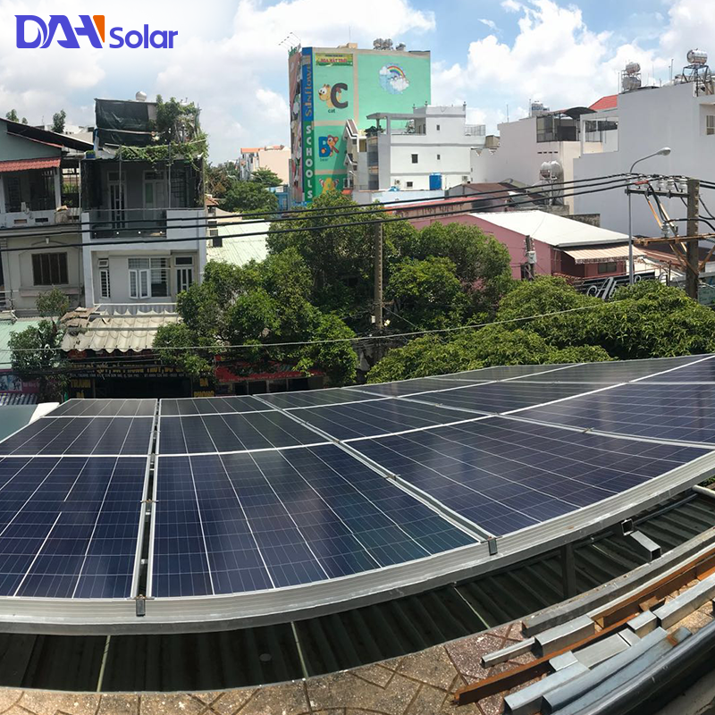 DAH-Solar 5kw Solar Panel System Home <strong>Energy</strong> 5kva Off Grid Solar Power System