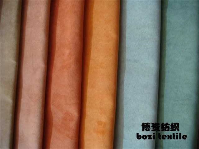 newtest design polyester fabric micro suede waterproof