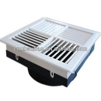 Firm And Adjustable Ceiling Air Vent P300