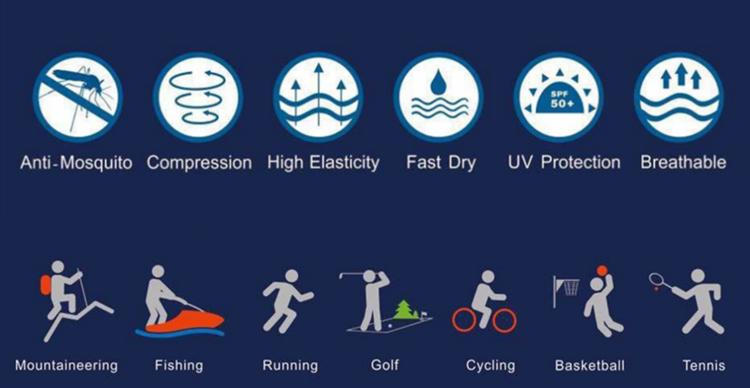 Darevie custom professional Sports outdoor running socks customized cycling socks