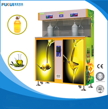 New style Reverse Double Outlets Olive Oil Vending Machine