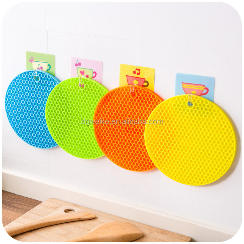 multi purpose silicone meal pads anti slip table mats cup