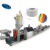 pp packing strap making machine/production line