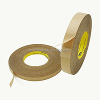 Clear removable double sided film tape 3M 9425, UPVC Film with a 58# natural polycoated kraft release liner