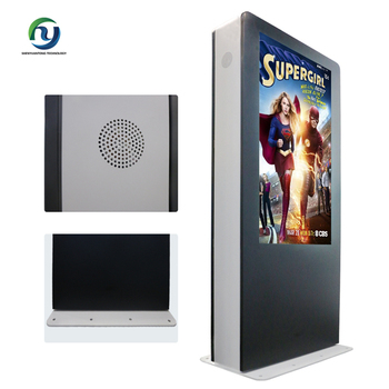 Ip65 Floor Stand Digital Signage Full Hd Outdoor Ad Screen,Free Standing  Outdoor Digital Signage - Buy Floor Stand Digital Signage,Free Standing