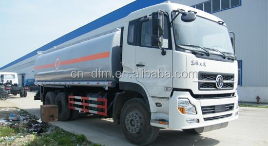6x4 20000L to 25000L New Dongfeng Fuel Tanker Trucks Oil Tank Truck Diesel Bowser Pump Hot Sales