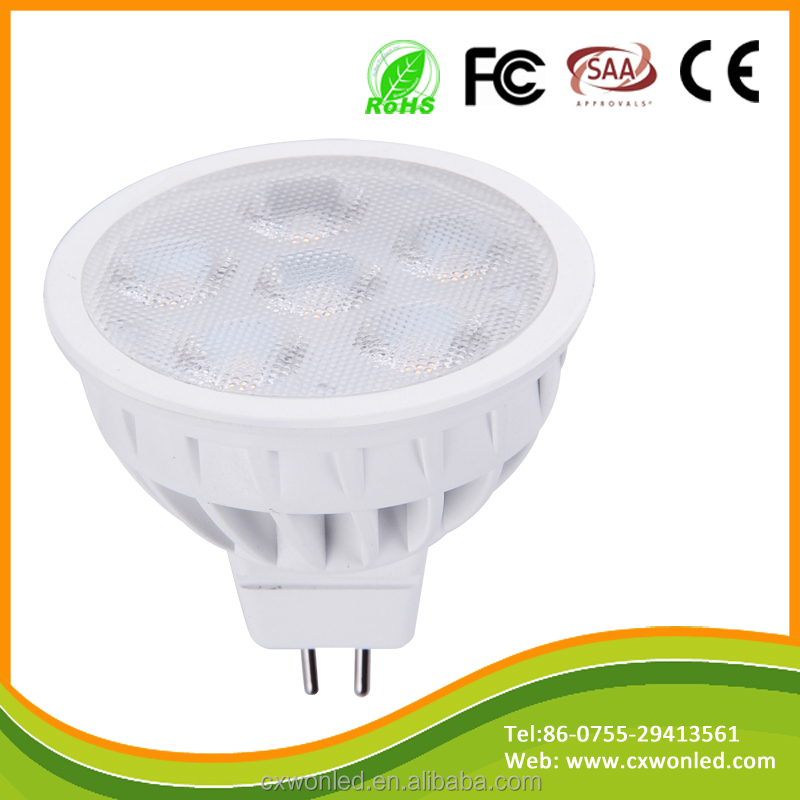 Hot product 110-220v 5w 85lm/w aluminum lamp smd2835 <strong>spotlight</strong> led