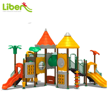 Commercial Outdoor Children Playground Equipment