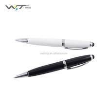 business gift multi function ball pen usb flash drive with touch screen VDP-021
