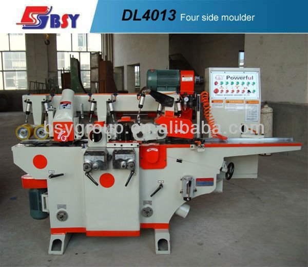 DL4013 4 side moulder