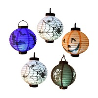 halloween party accessory and halloween decoration paper lanterns