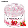 Red pomegranate sleep mask cream vitamin c facial mask oem