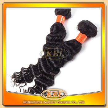 Zig Zag Indian Remy Hair 102