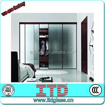 Itd Sf Sdk 014 Parts For Wardrobe Sliding Door