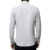 2016 new slim fit men's linen shirts long sleeve plus size shirts M-5XL