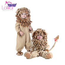 Halloween costumes bulk cosplay fummy infant lion costume