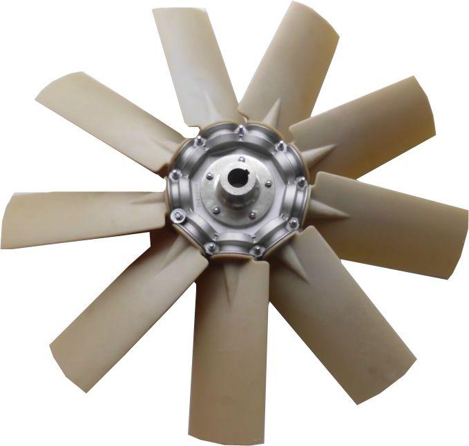 Centrifugal Fan Blades Design : Ac ventilador para tornillo compresor de aire