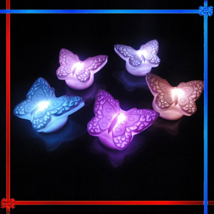 GIFT 92K night light and glitter lamp